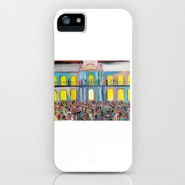 Cabildo abierto iPhone Case