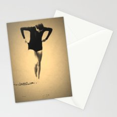 Woman Emerging (l) Stationery Cards