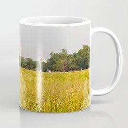 Yellow Rice Field Coffee Mug