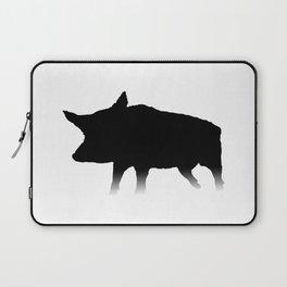 That's just boar - Paris Laptop Sleeve