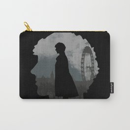 Sherlock Holmes world Carry-All Pouch