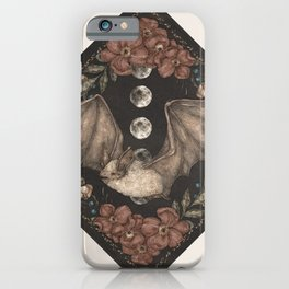 Bat iPhone Case