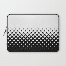 White Holes Laptop Sleeve