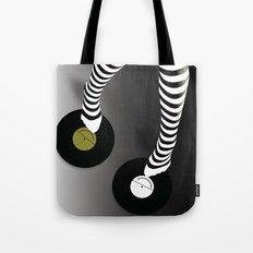 Minimal Music Minimal Fashion Tote Bag