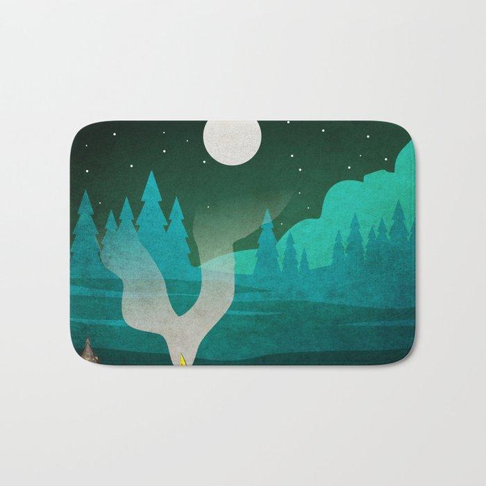 Camping Bath Mat
