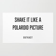 Shake it like a picture Rug