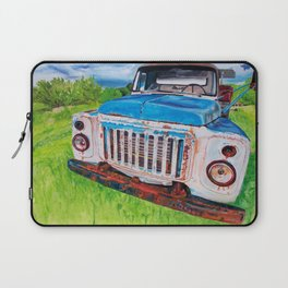 Beat up truck Laptop Sleeve