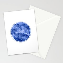 Northern Stars Stationery Cards