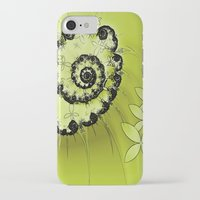 lime iPhone & iPod Cases featuring Lime by Shalisa Photography