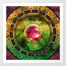 Cosmos MMXIII - 03 Art Print