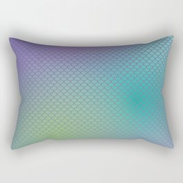 Singing Mermaid Rectangular Pillow