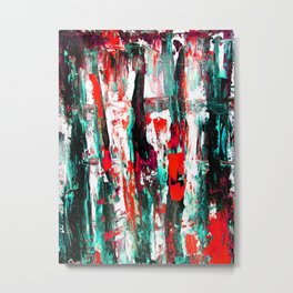 BYN SE Red Metal Print