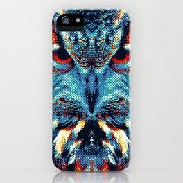 Owl - Colorful Animals iPhone Case