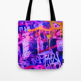 CANDY SPILL Tote Bag