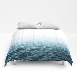 Water Photography Comforters