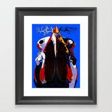 Overlord Framed Art Print