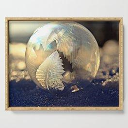 Frozen Bubble Serving Tray