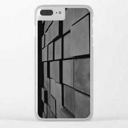 blockodrome Clear iPhone Case