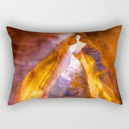 Canyon Antelope Rectangular Pillow