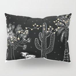 Desert Christmas Pillow Sham