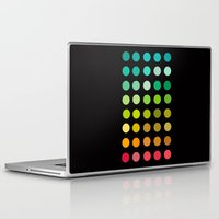 pantone Laptop & iPad Skins featuring Pantone by lescapricesdefilles