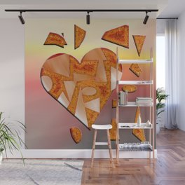 The power of love ... Wall Mural