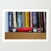 F1 Art Print