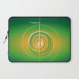Cho-Ku-Rei - Reiki-Symbol Laptop Sleeve