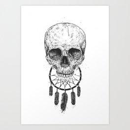 Dream forever Art Print