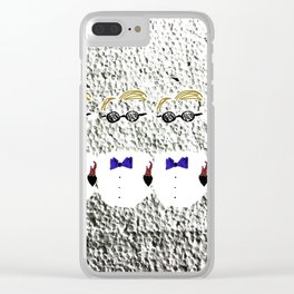 wedding season Clear iPhone Case