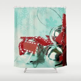 Jingle My Bells Shower Curtain