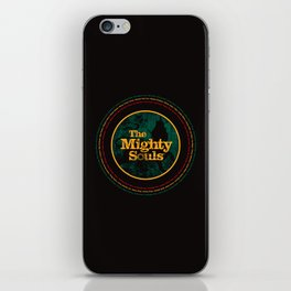 The Mighty Souls: Reggae Legends iPhone Skin
