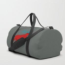 The lovely reindeer Duffle Bag