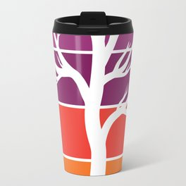 Tree Silhouette Travel Mug