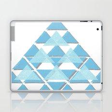 Blue Sky Mountain Laptop & iPad Skin