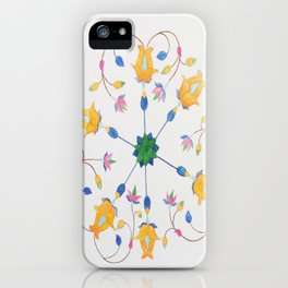 Kashmir shop iPhone Case