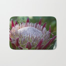 King Protea Island Flowers Jewel of the Garden Bath Mat