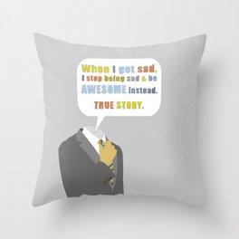 LEGEN____waitforit____DARY Throw Pillow