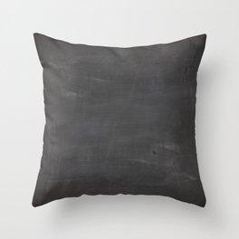 Chalkboard Throw Pillow