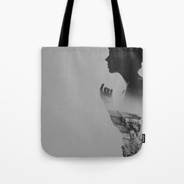 In The Depths Of Winter Tote Bag