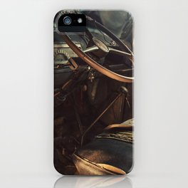 Driver's Seat iPhone Case