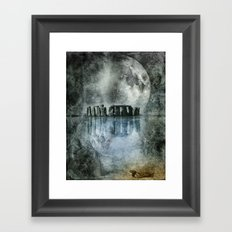 Dreamscape - Stonehenge Framed Art Print