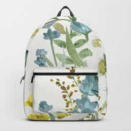 Wildflowers VI Backpack