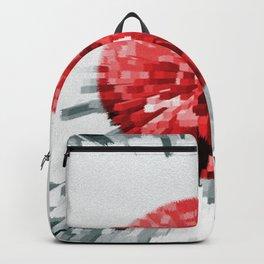 Japanese Flag Extrude Backpack