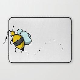 Buzzy Bee   Veronica Nagorny Laptop Sleeve