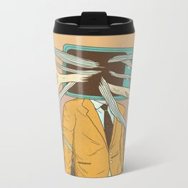 Permeating Metal Travel Mug