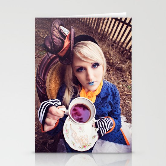 Alice: Tea for You Stationery Cards