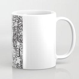 Cassette Tapes Coffee Mug