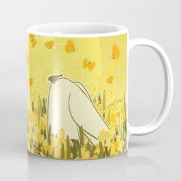 Yellow Effervescence Coffee Mug