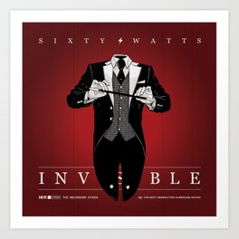Invisible Art Print